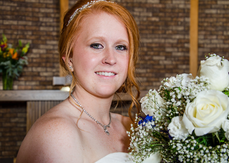 Danielson wedding bride