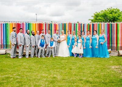 Fargo Zoo Wedding