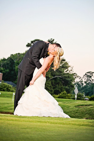 Kendall and Derek Sparks Wedding/princessanne country club