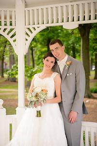 Carly Boucher and Jacob McCrumb - May 20, St. Raymond