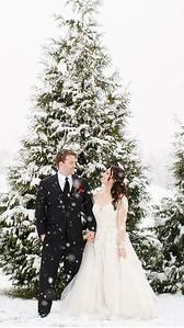Michael and Emily Rynex Bauer - Dec. 9, St. Bridget of Ireland Church