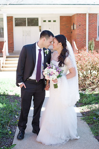 Joshua and Maria Borden - April 8, Cathedral of St. Thomas More