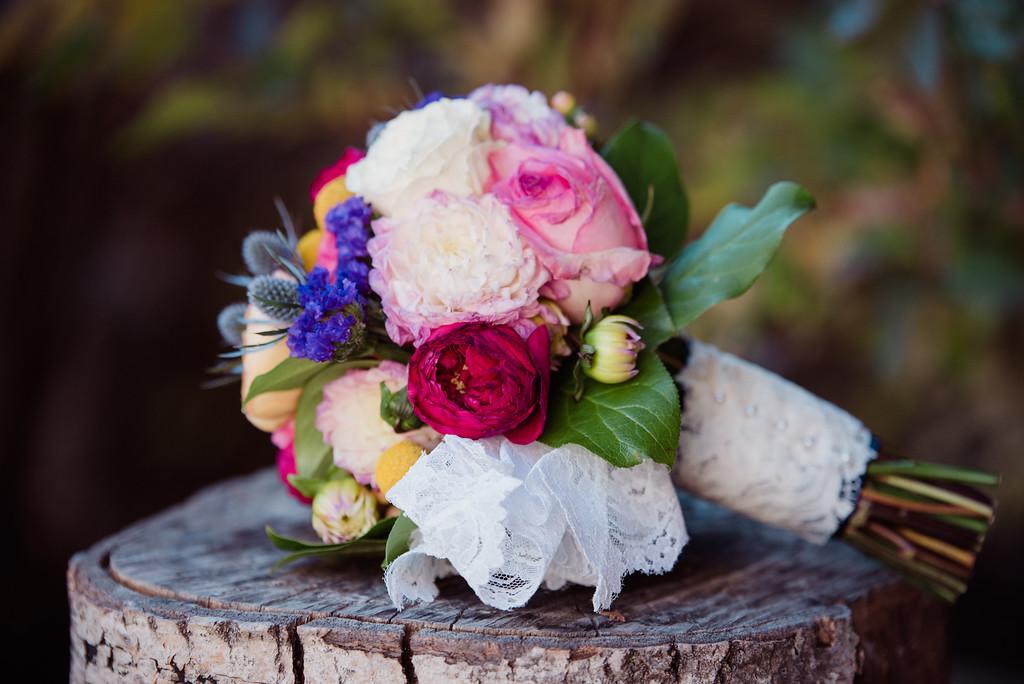 Elegant Fall Vermont Wedding