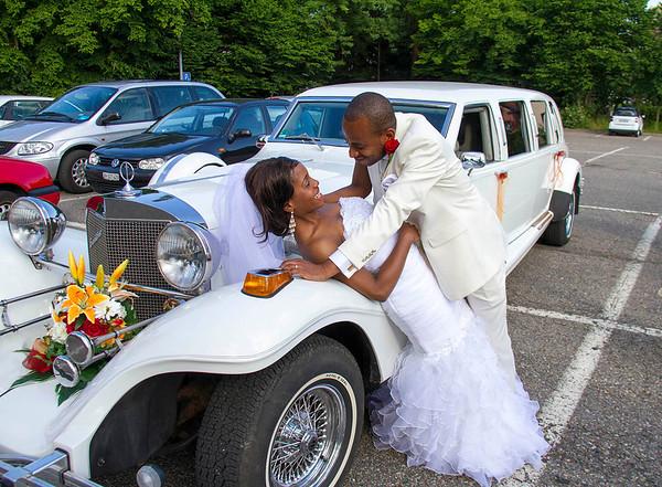 Tienna & Bright's Wedding in Zurich Switzerland, June 2013