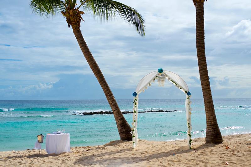 Sugar Bay Hotel Wedding Photography in Barbados by Barbados Photography.