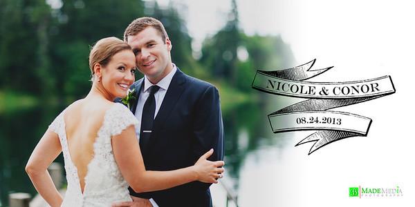 Conor+Nicole Album