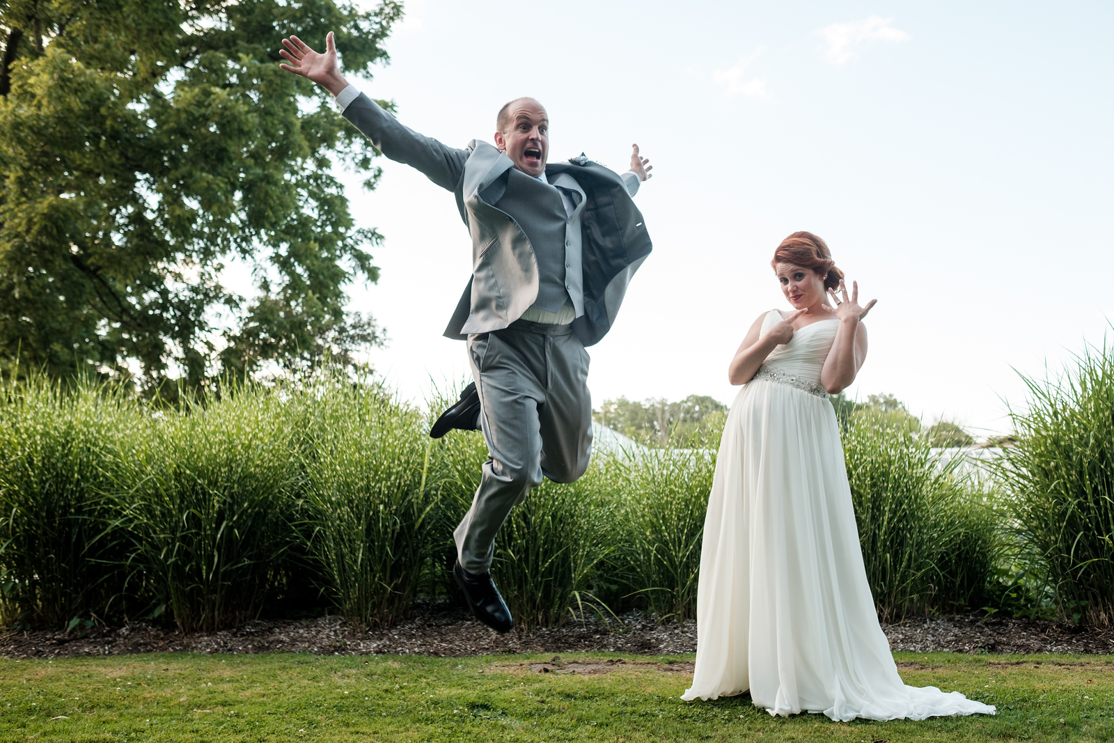 Tiffany & Chris's Tinley Park Wedding