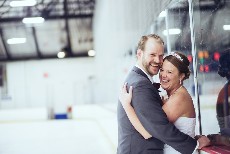 Newlywed, Bridal Party and Family portraits at St. Rita's Catholic Church, Prairie St. Brewhouse, and the Riverview Ice House in  downtown Rockford, IL. Wedding photographer – Ryan Davis Photography – Rockford, Illinois.