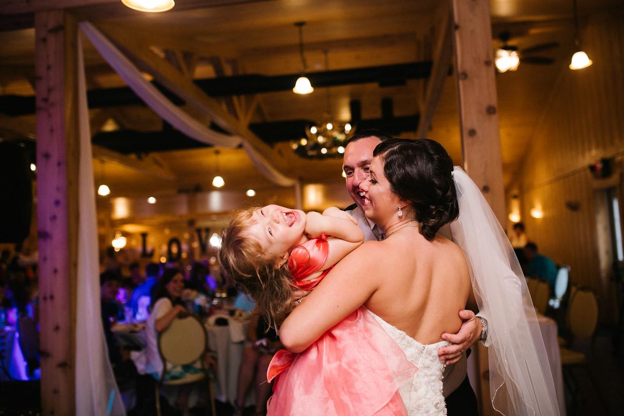 Kilbuck Creek Wedding Reception
