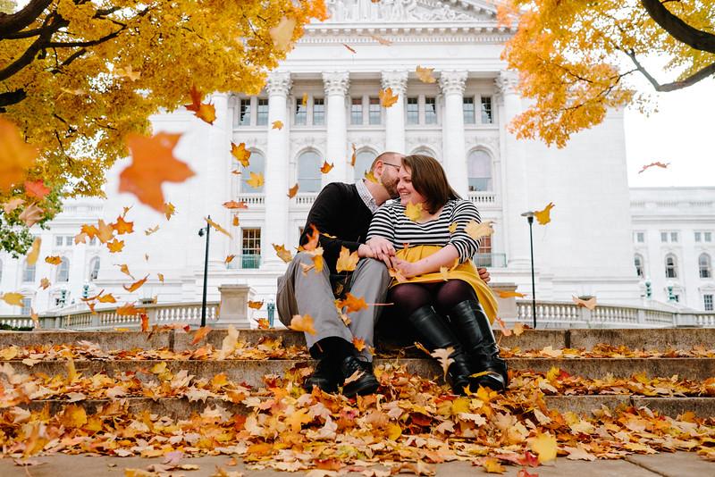 Madison Capitol Engagment