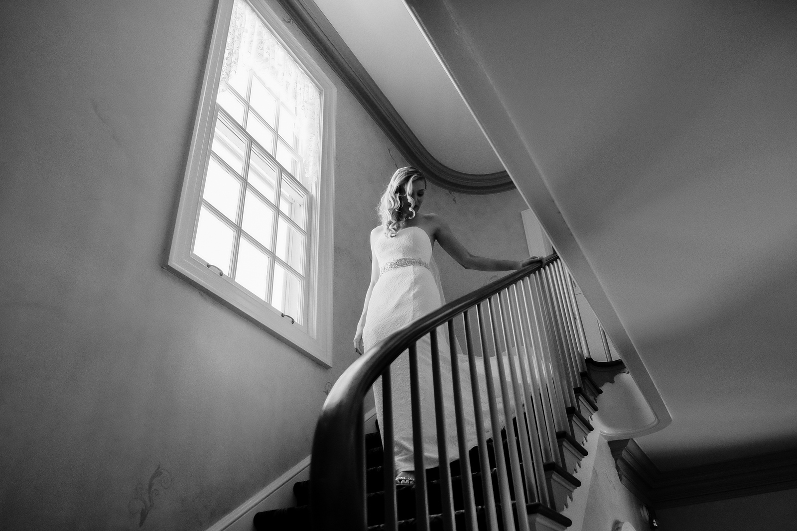 Danada House mansion wedding prep
