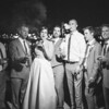 Wedding Reception photography at Prairie Street Brewhouse in Rockford, IL.  Wedding photographer – Ryan Davis Photography – Rockford, Illinois.