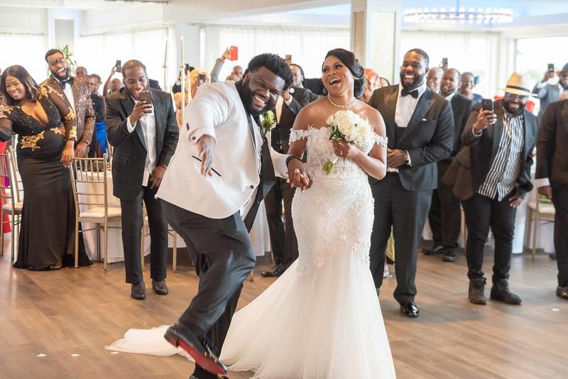 Courtney and Howard's Wedding