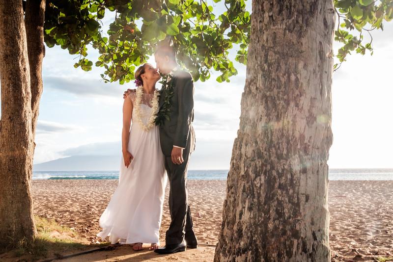 Maui Wedding Photos