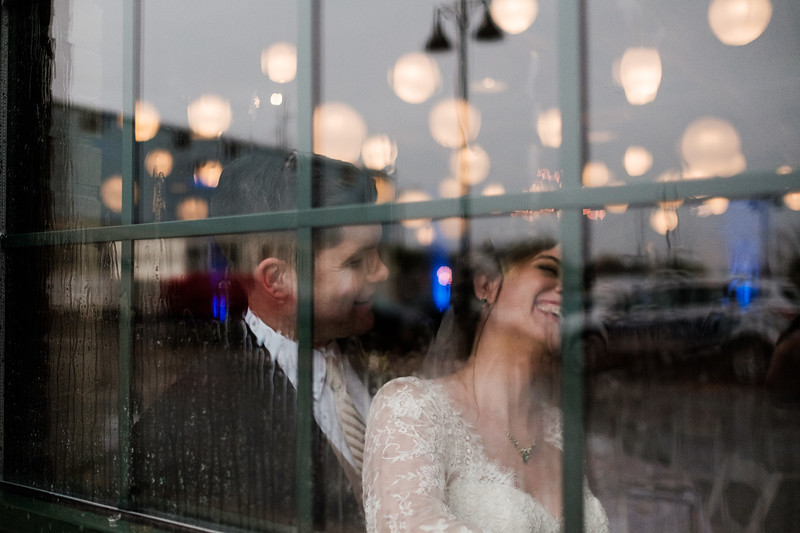 Kelli & Pat - Prairie St Brewhouse Wedding