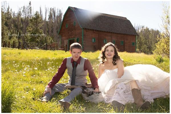 AA Barn.  Grand Lake, Colorado