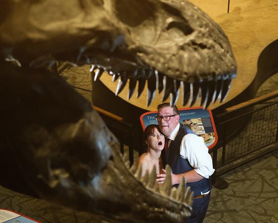 Jodi & Eric's wedding - Burpee Museum