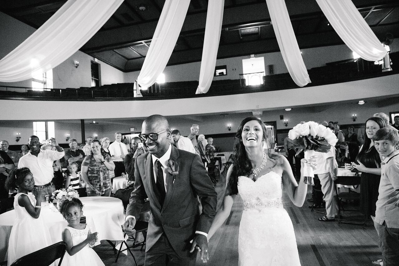 Turner Hall Galena Wedding Reception