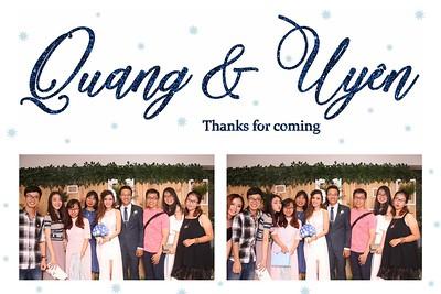 Wedding - Quang & Uyen - 07.08.2016