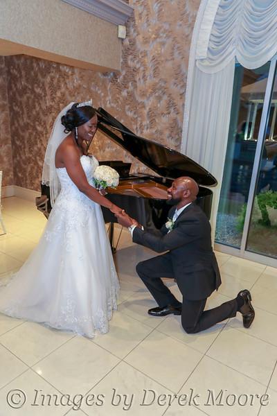 Wedding Reception - James & Charlotte KoiKoi