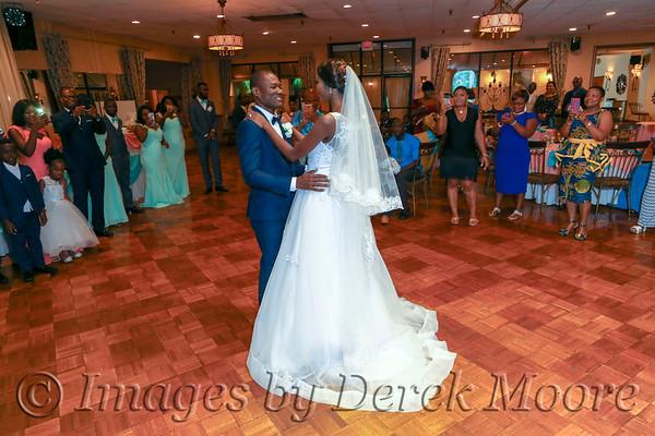 Wedding Reception - Josiah & Frances Mondubu