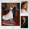 sample wedding album page