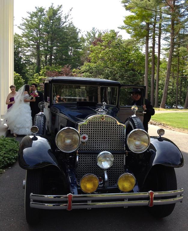 Jenn & Joe and the 1930 Packard