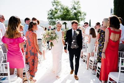 Wedding Sarah + Paul