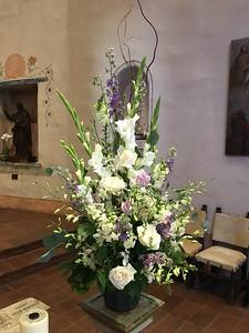 Altar flowers-$125- $125