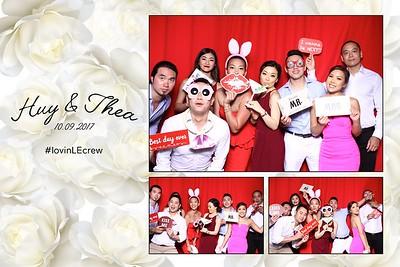 Wedding - Thea & Huy