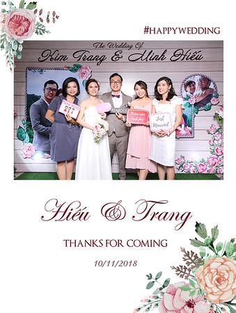 Chụp ảnh lấy liền và in hình lấy liền từ photobooth tại tiệc cưới của Trang & Hiếu   Instant Print Photobooth at Trang & Hieu's Wedding   PRINTAPHY - PHOTO BOOTH VIETNAM