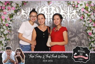 Wedding - Tuong & Thanh - 19.10.2016