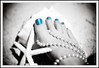Need Something Blue? Four Seasons Nail & Skin Care : Located at 5604 Marina Drive, in Holmes Beach on Anna Maria Island. Owner KD is an expert when it comes to nail & skin care.  She even custom creates my blue toes! Do something nice for yourself, or someone you care about, and give Four Seasons a call today!  941-778-8590  Gift Certificates are available! http://www.getfave.com/locations/10737860-four-seasons-nails-skin-care  Be sure to ask about her wedding special MAN-i-cure for the groom!  it's quick, easy & affordable!  When it comes time for the close-up shot of the rings, the groom will thank you for it!