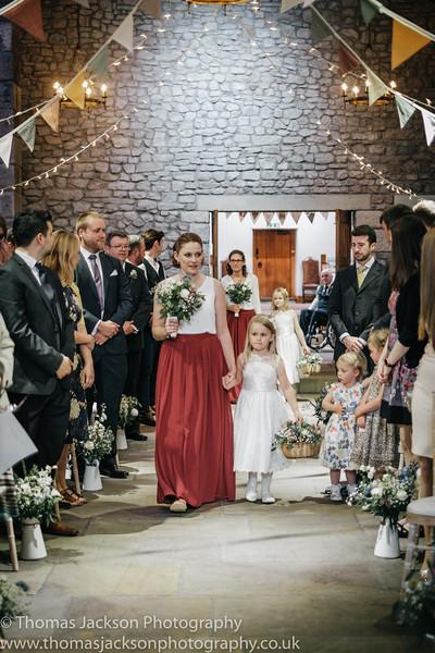 Browsholme Tithe Barn Wedding Photography