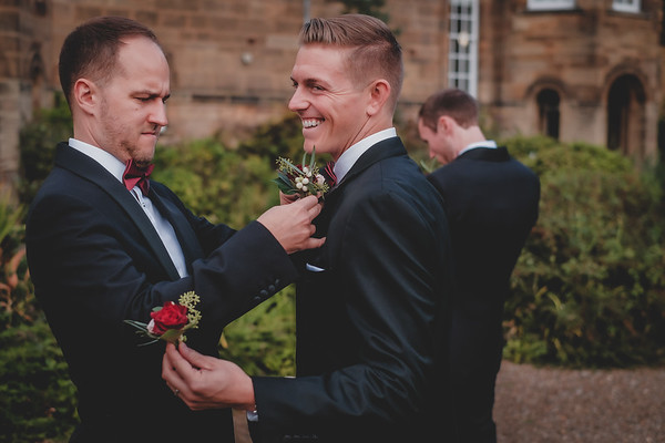 Crathorne Hall Wedding Photography