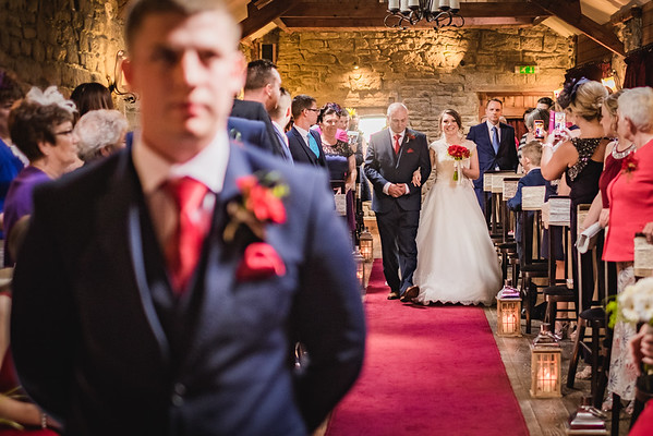 South Causey Inn Wedding Photography