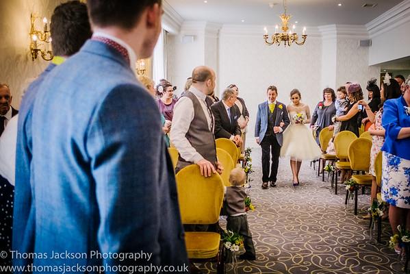 The Grand Hotel Tynemouth Wedding Photography