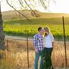 Fall Engagement at Chamisal Winery