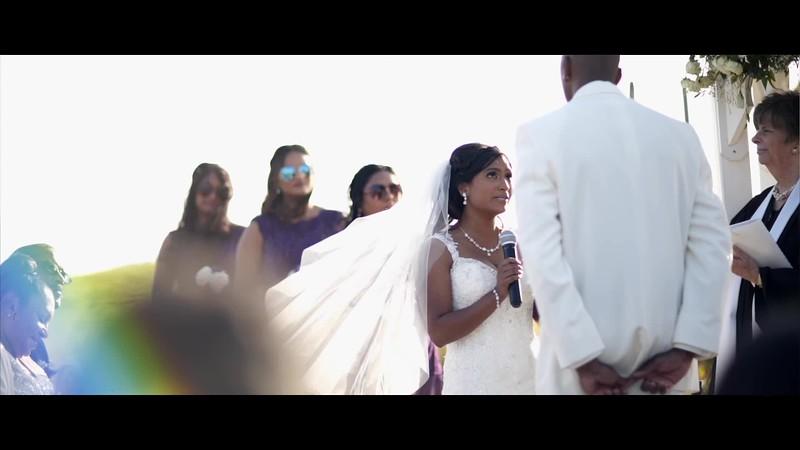 Jamar and Joyce Wedding