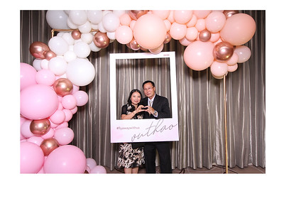 Dịch vụ in ảnh lấy liền & cho thuê photobooth tại sự kiện tiệc cưới của Vũ & Thảo | Instant Print Photobooth Vietnam at Vu & Thao's wedding