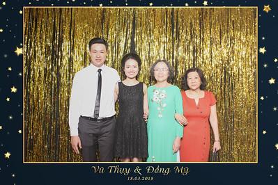 Chụp ảnh lấy liền và in hình lấy liền từ photobooth tại tiệc cưới của Vu Thuy & Dong My   Instant Print Photobooth at Vu Thuy & Dong My's Wedding   PRINTAPHY - PHOTO BOOTH VIETNAM