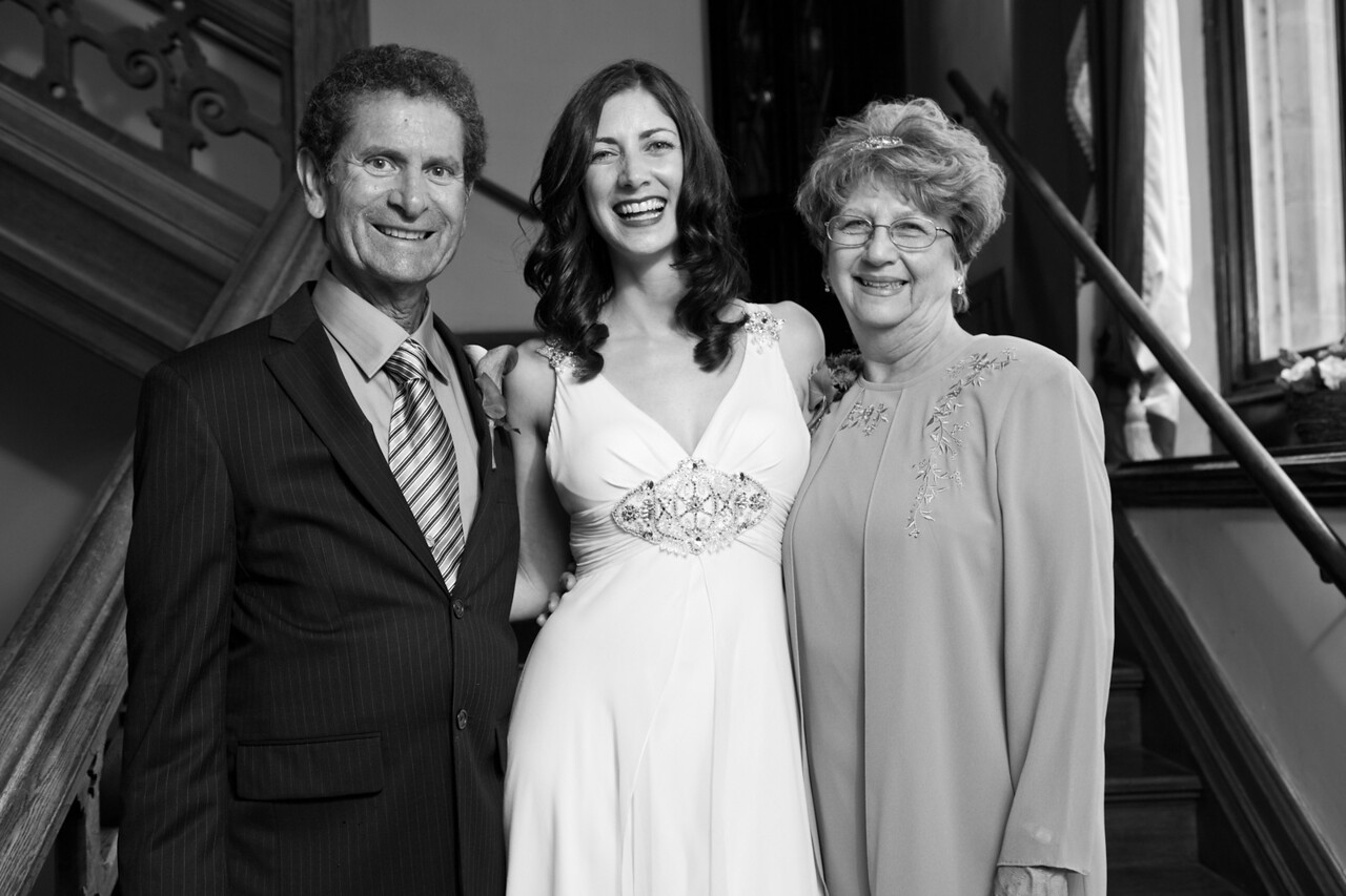 Kaye / Rory Wedding. Friends and Family Portraits