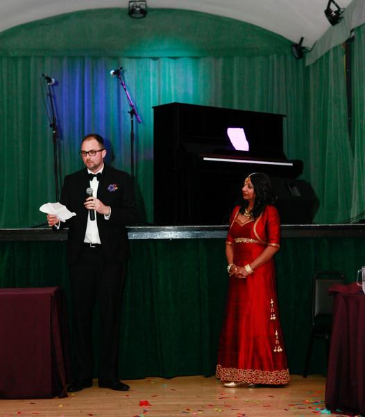 Priya and Chris - Candids