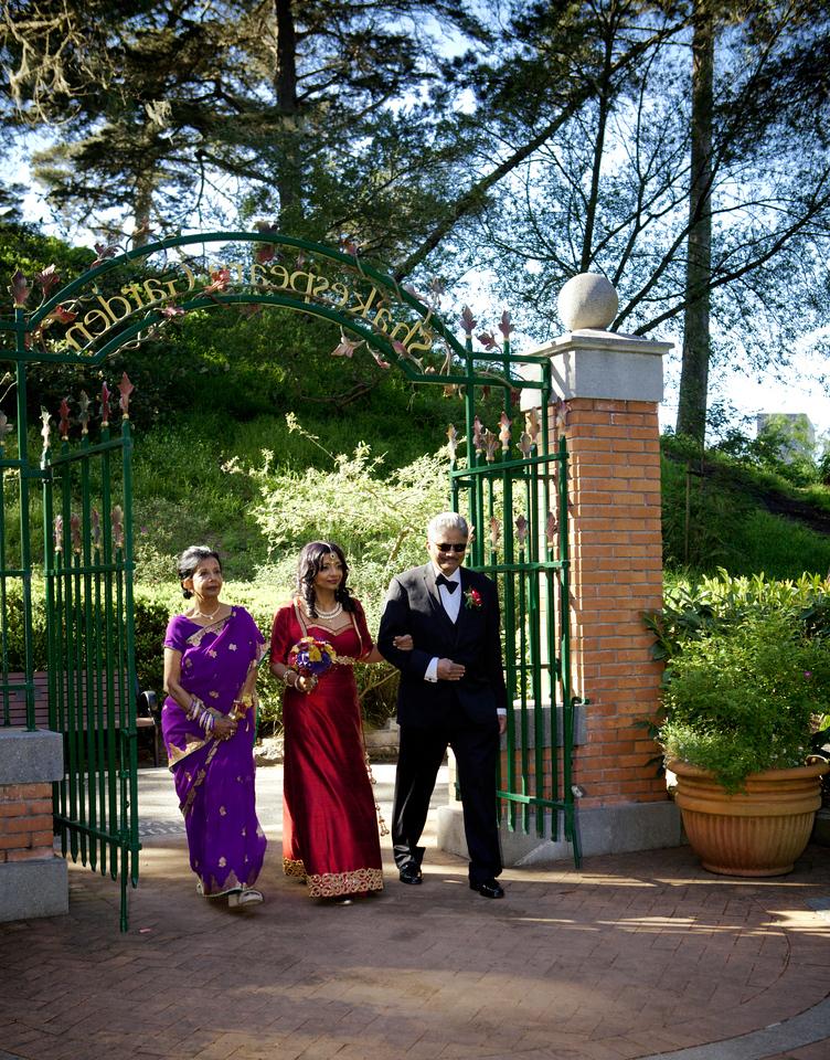 Priya and Chris - Ceremony