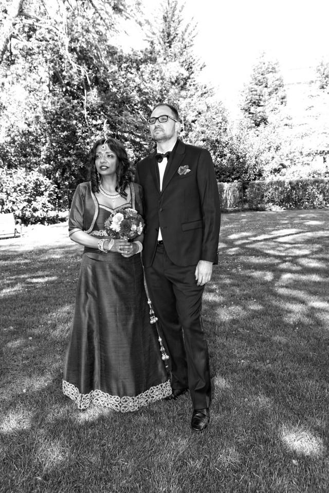 Priya and Chris