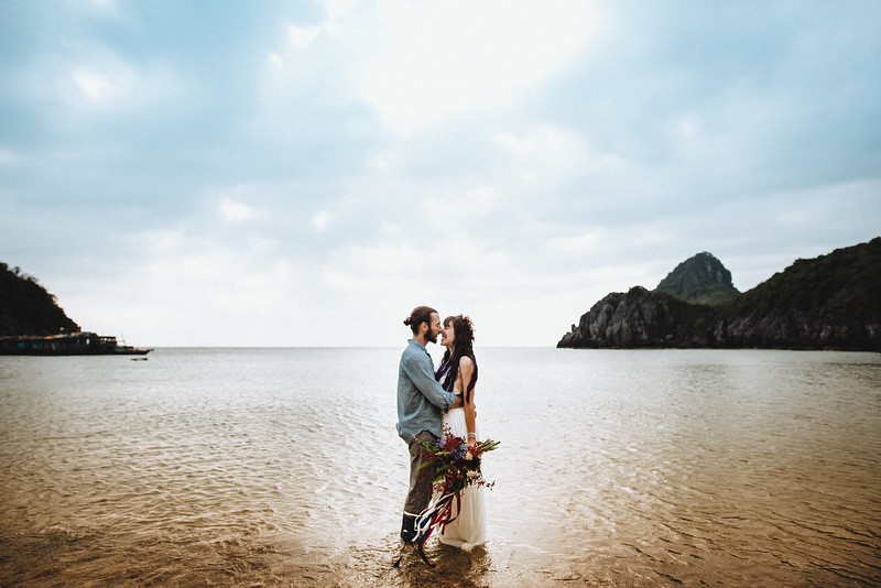 R&M elopement wedding