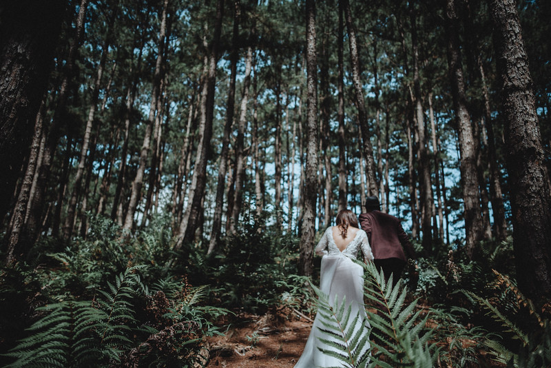Elopement wedding in Đà Lạt