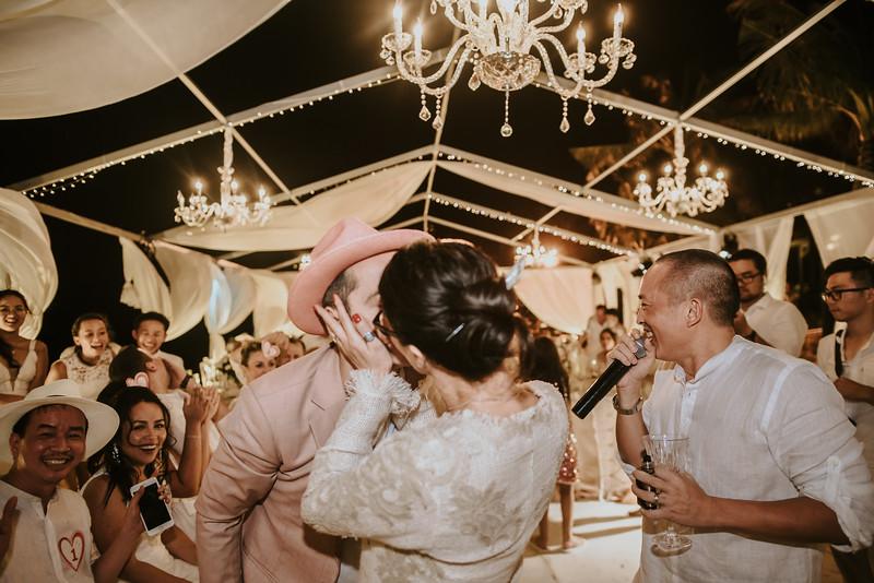 T&TA luxury wedding at JWMarriott Phu Quoc