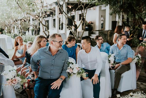 V&M wedding celebrated at Thảo Điền Village