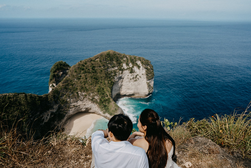 Anniversary session in Bali, Indonesia
